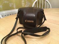 Canon AE-1 P/S 35mm SLR camera