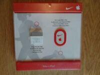 Apple & Nike iPod Nano Sports Health Tracking Kit New
