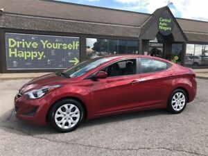 2014 Hyundai Elantra GL / HEATED SEATS / BLUETOOTH