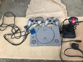 Sony PlayStation 1 bundle