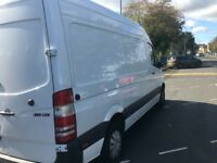 2011 Mercedes Sprinter High Roof NO VAT LOW MILES 132k 1 Previous Owner
