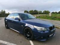 BMW 520D with Msport kit,19s, remapped,coilovers