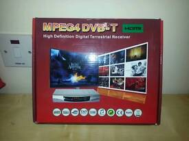 Hdmi freeview box