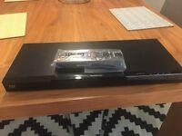 Panasonic Blu-ray player