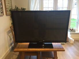 """NOW SOLD - thanks Samsung PS43E450 43"""" Widescreen HD Ready Plasma TV with Freeview"""