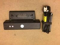 Dell Advanced Port Laptop Docking Station - PR01X - Perfect Condition