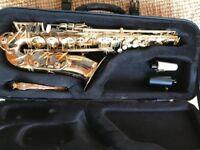 Selmer La Voix Alto Saxophone with Selmer Gig case