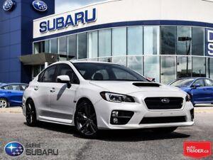 2017 Subaru WRX 4Dr Sport-Tech Pkg CVT
