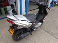 2006 Peugeot Speedfight 100 cc scooter, Ideal for a camper for little money