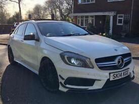 MERCEDES-BENZ A45 AMG AERO PACK GENUINE LOW MILEAGE FULLY LOADED SPORTS EXHAUST