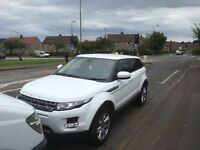 *** range over evoque 62 plate swap px ***