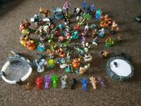 Skylanders bundle PS3 trapteam giants spyro