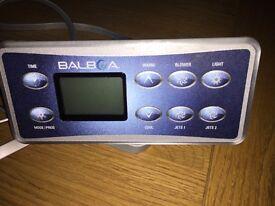 Balboa Hot tub Control panel for Spa/hot tub