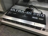 Ultra-di Pro DI800 channel Active - behringer