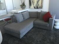 Italian made sectional sofa