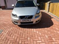 Volvo V50 1.6 D DRIVe SE Lux (s/s) 5dr Estate 2012 - ZERO ROAD TAX