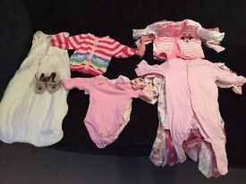 baby girl 6-9 clothes