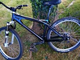 Nicolai bmxtb jump bike