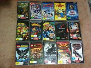 Sony PSP Games Playstation Portable Epping Whittlesea Area Preview