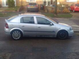 Vauxhall astray sxi
