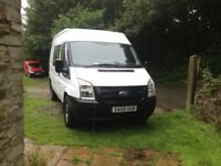 spares or repair transit vans 2008 58 double cab and 2007 07 non runners