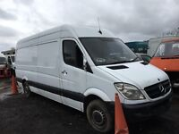 Mercedes sprinter 311cdi 1996-2010 year parts available