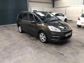 2013 Citroen c4 grand Picasso platinum 7 seater low miles panoramic guaranteed cheapest in country
