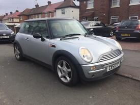Mini one 1.6 petrol px corsa,polo,focus