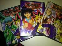 Yu-Gi-Oh dvd bundle