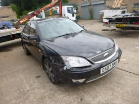 FORD MONDEO TITANIUM - EK07BMO - DIRECT FROM INS CO