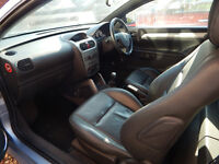 Vauxhall Tigra Hardtop Convertible