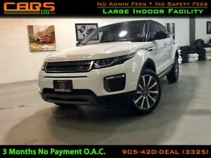 2016 Land Rover Range Rover Evoque HSE| Pano Sunroof| Navigation