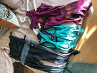 Fitness clothes size 8
