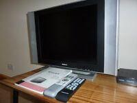 "Humax 20.1"" LCD IDTV in box"
