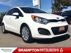 2012 Kia Rio LX (ONE OWNER! 6-SPEED MANUAL TRANSMISSION!)