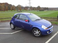 Ford SportKa 1.6 ★★★VERY CHEAP CAR★★★NO OFFERS★★★LOW MILEAGE★★★LONG MOT★★★