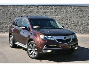 2010 Acura MDX AWD Elite | Navigation | DVD | Cooled Seats