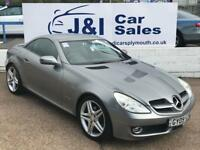 MERCEDES-BENZ SLK 1.8 SLK200 KOMPRESSOR 2d AUTO 184 BHP A GREAT EXAMPLE INSIDE AND OUT (silver) 2009