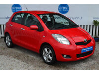 TOYOTA YARIS Can't get car finance? Bad credit, unemployed? We can help!