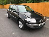 2007 Renault megane 1.5 DCI £30 a year tax