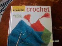 Crochet for Beginners .
