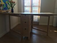 For FREE - IKEA Norden extendable dining table