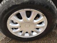 Chrysler Voyager Alloy Wheels