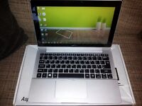 """Acer Aspire Switch 11 11.6"""" Convertible Laptop/Tablet Quad Core Z3745,2GB RAM,32GB SSD + 500GB HDD"""