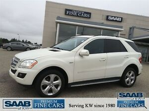 2010 Mercedes-Benz M-Class ML350 BlueTEC Kitchener / Waterloo Kitchener Area image 1