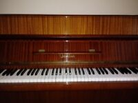 Piano Calisia Upright very good condition!!!