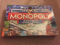 RARE Bournemouth&Poole Edition Monopoly