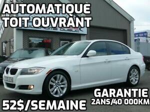 2011 BMW 3 Series TOIT OUVRANT, CUIR CHAUFFANT 323i (328i 335i)