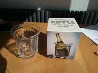 Dartington wine cooling bucket boxed