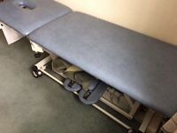 Hydraulic Electric Two Section Massage Couch